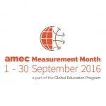 AMEC-Measurement Month 2016