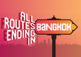 All routes to Bangkok