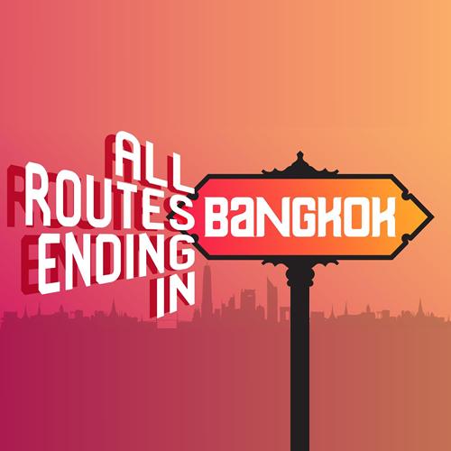 All routes to Bangkok
