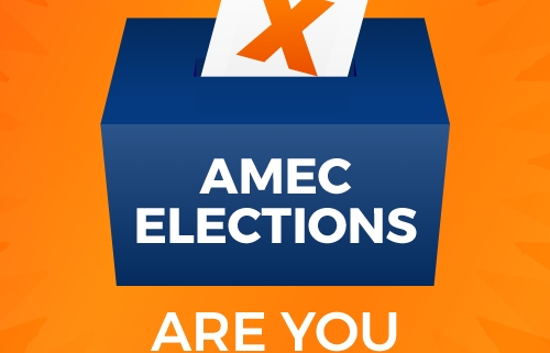 AMEC Elections Are you interested