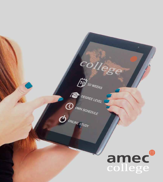 AMEC College App