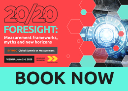 AMEC Summit 2020 Book Now