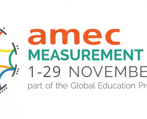 AMEC Measurement Month 2019