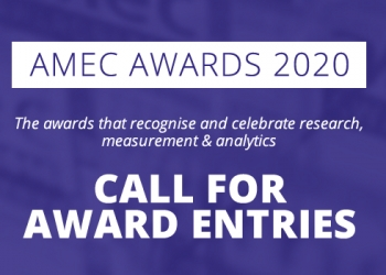 AMEC Awards 2020 Call for Entries