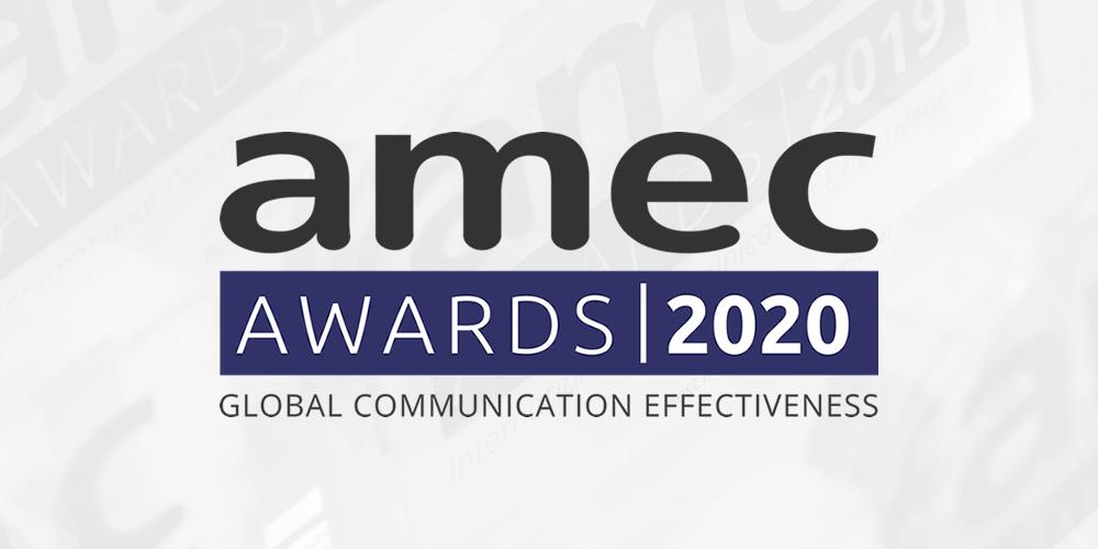 AMEC Awards 2020 Post