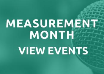 View Measurement Month Events