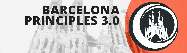 Barcelona Principles 3