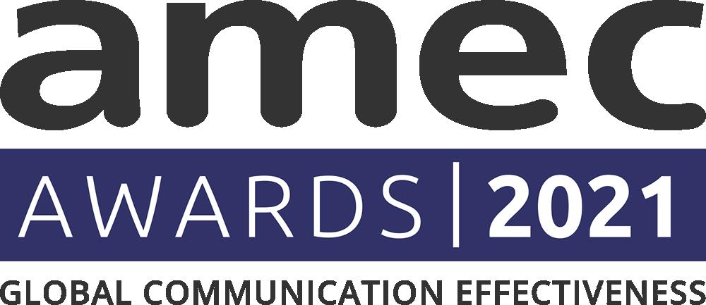 AMEC Communication Effectiveness Awards 2021