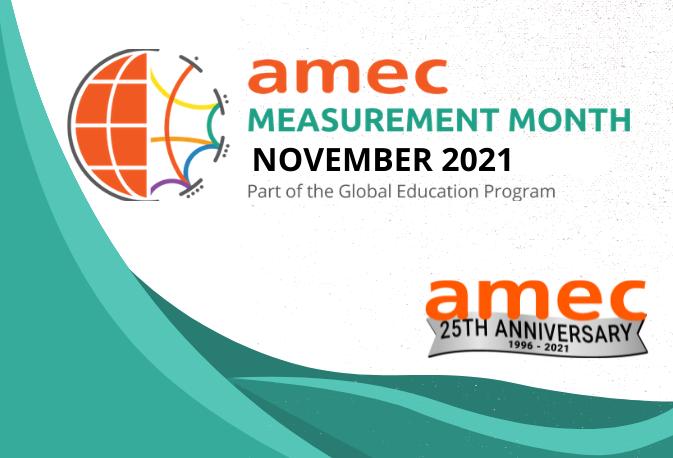 AMEC Measurement Month 2021